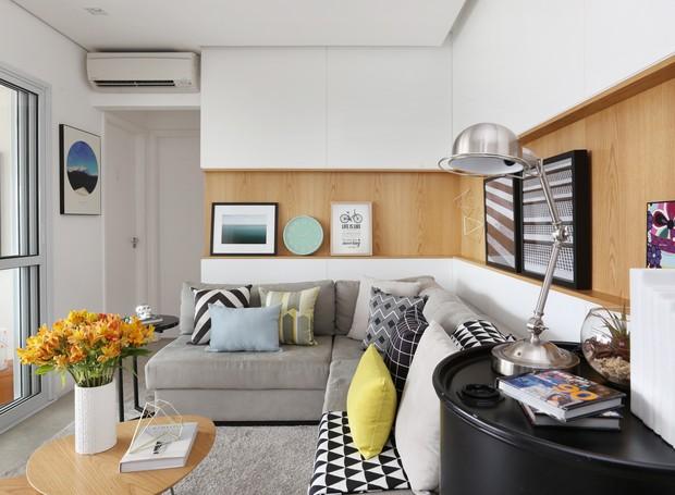 Apartamentos pequenos: dicas incríveis para ganhar mais espaço