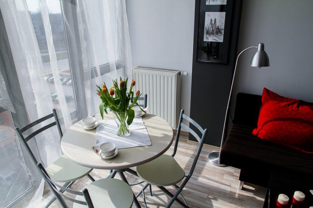 5 vantagens de morar em apartamento pequeno