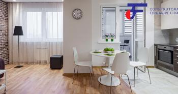 Apartamentos pequenos são melhores investimentos em imóveis para locação