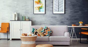 7 dicas para economizar na decoração de casa