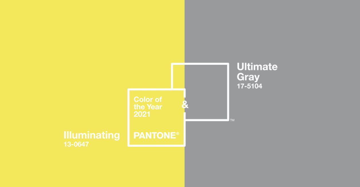 Pantone 2021: dupla de cores é escolhida para representar 2021