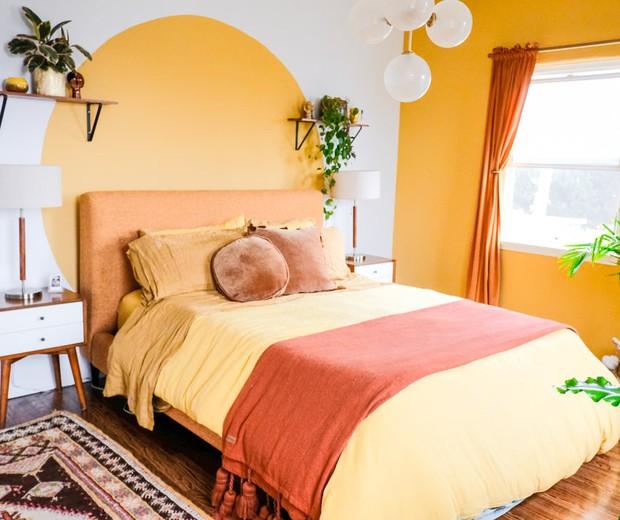 decoração de quarto estilo praia