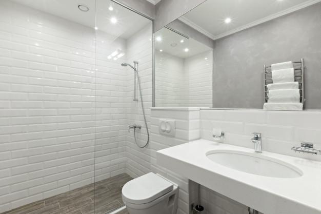 espelho para banheiro grande